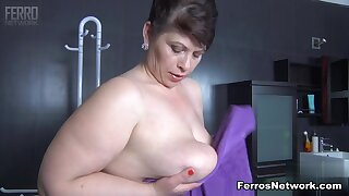 StunningMatures Video: Caroline M with the addition of Gerhard